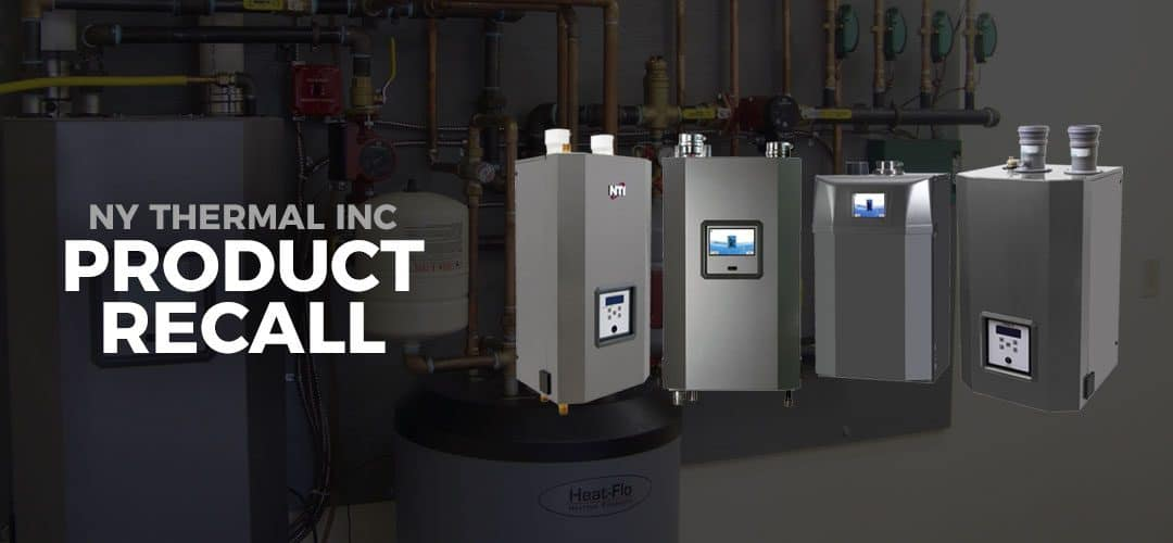 NY Thermal Inc. (NTI) recalls certain Trinity Gas-Fired Hot Water Boilers