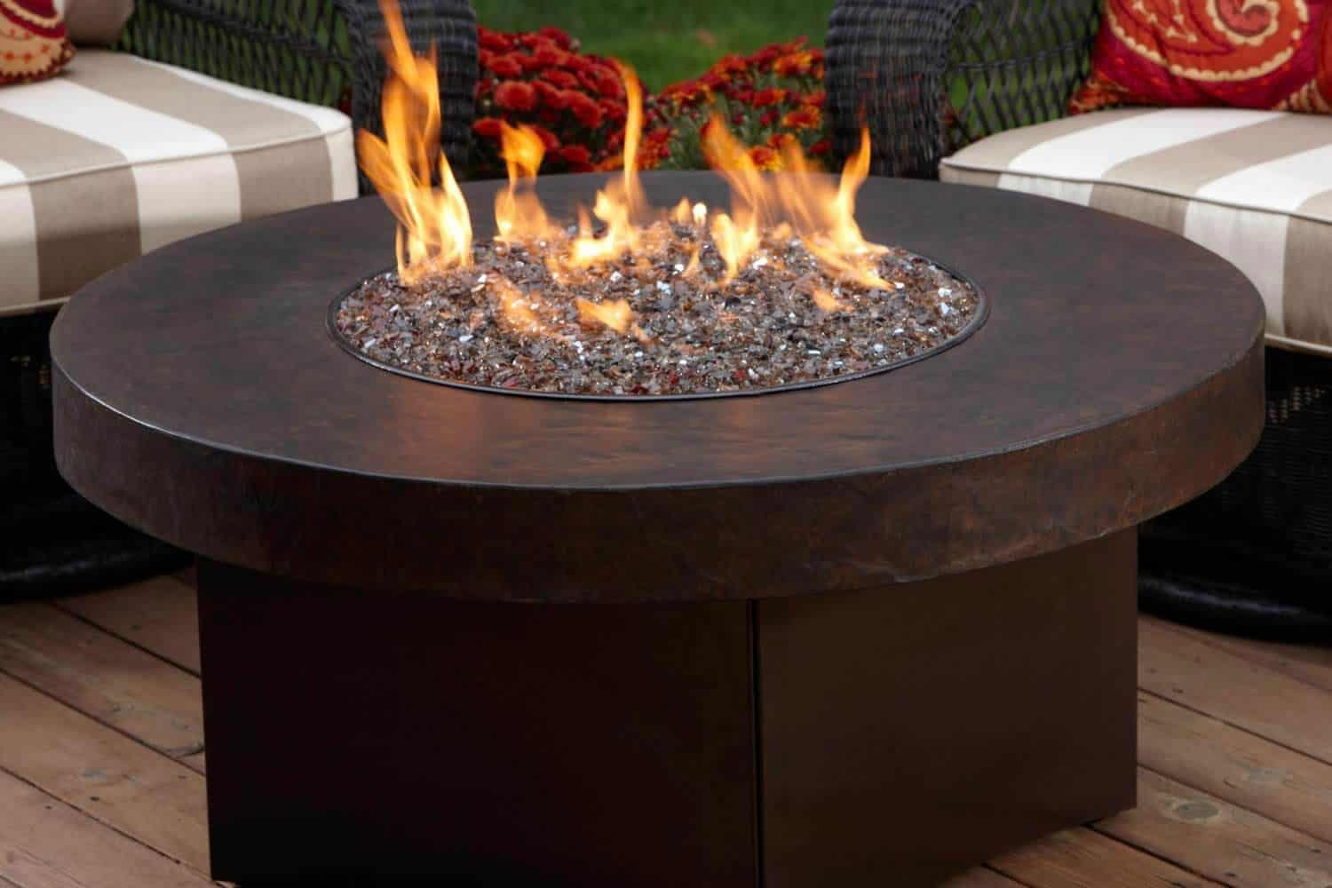 Lowes propane fire pit