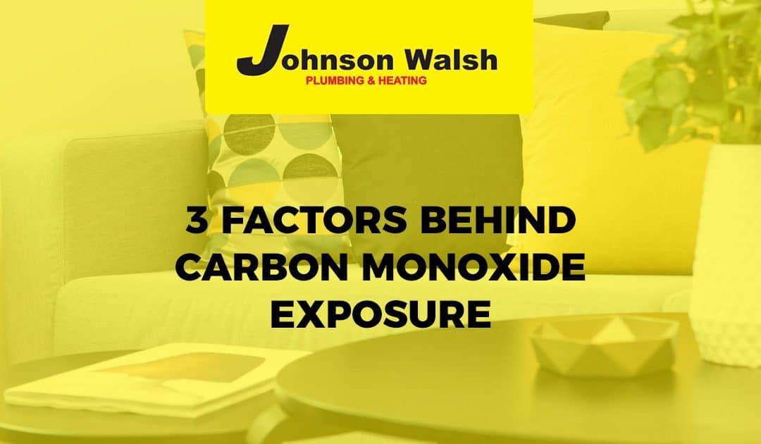 3 Factors Behind Carbon Monoxide Exposure Johnson Walsh
